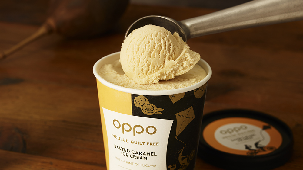 Oppo Ice Cream tub